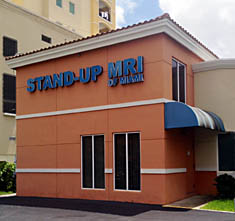 Stand-Up MRI of Miami Facility